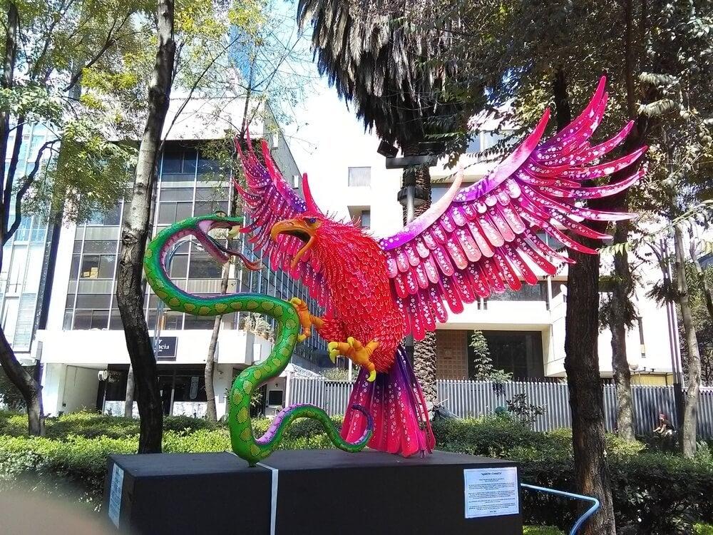 Alebrije en Ciudad de México