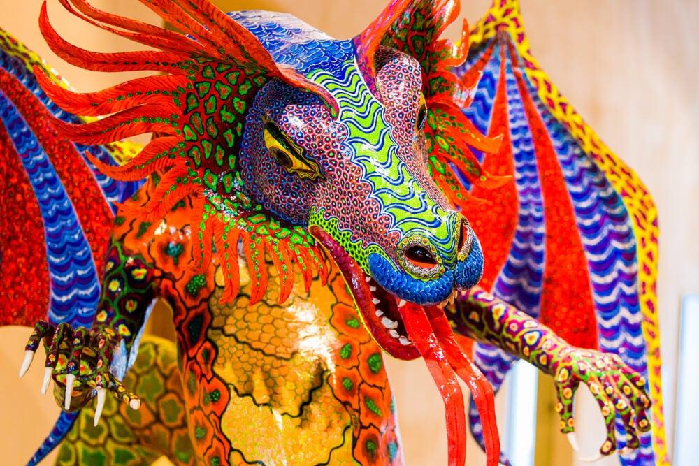 Los alebrijes: cultura y tradición en México