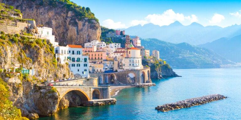 Atrani, un precioso pueblo en la costa de Amalfi