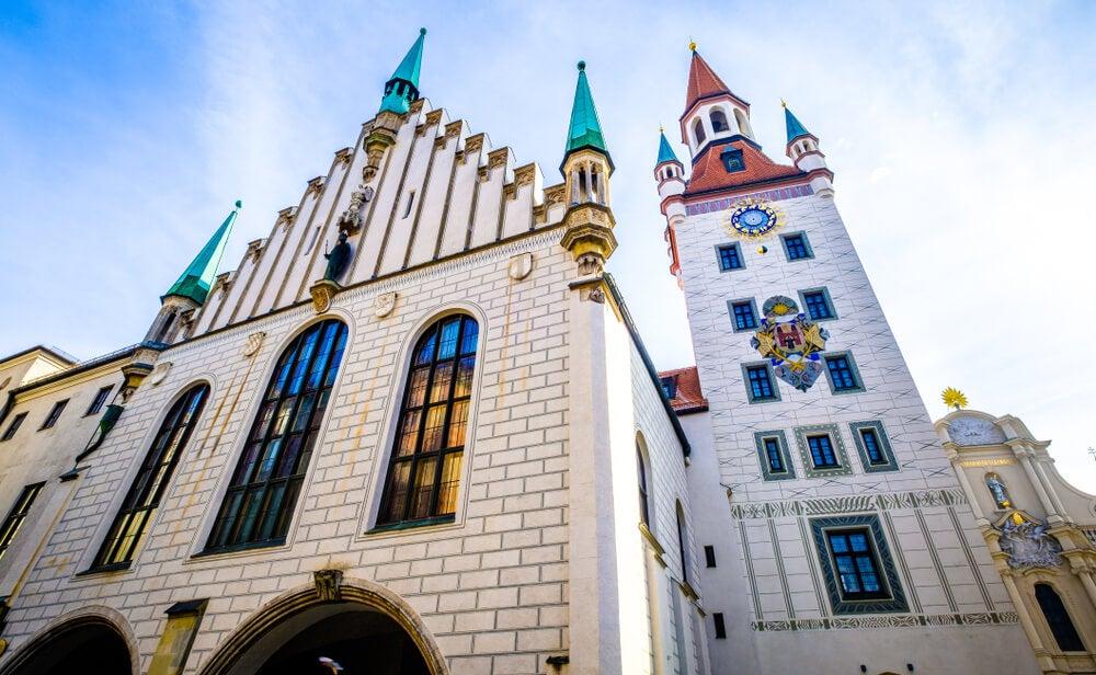 Ayuntamiento Viejo de Múnich