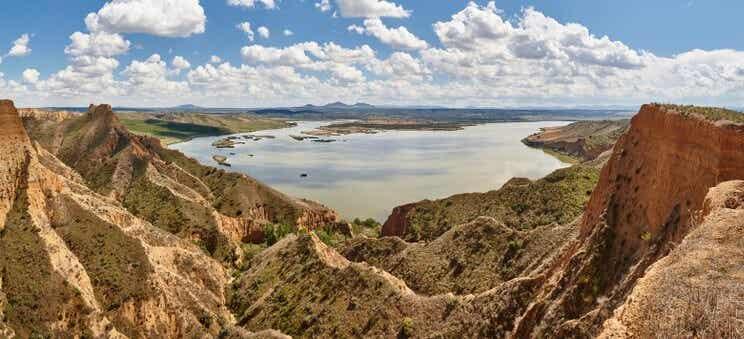 Las Barrancas de Burujón, el Cañón del Colorado toledano