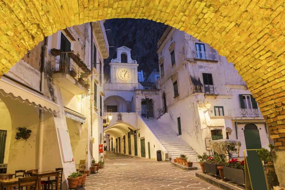 Calle de Atrani