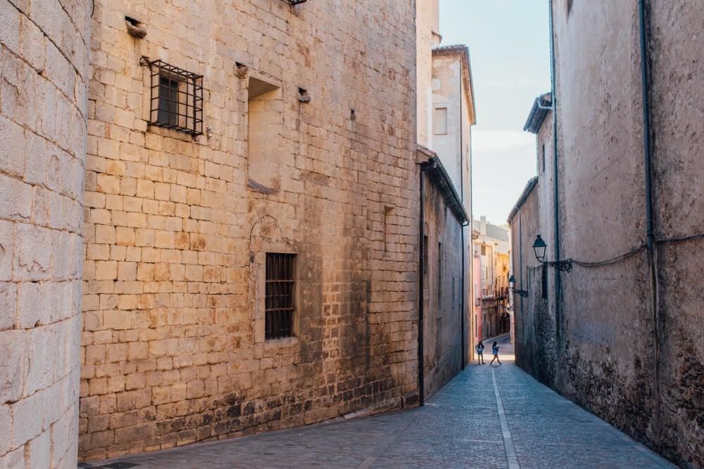 Calle del Call de Girona
