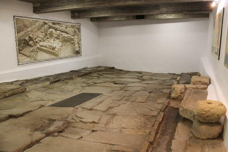 Calzada romana de Medina Sidonia