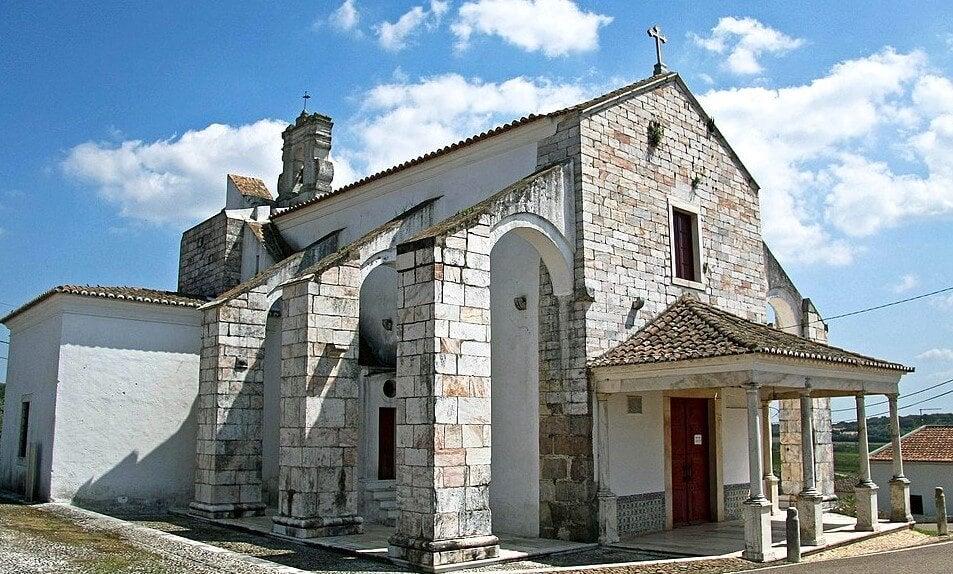 Capela de Nossa Senhora dos Mártires
