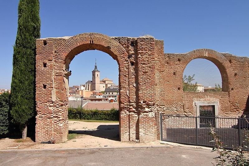Casarrubios del Monte, parada del Real Camino deGuadalupe