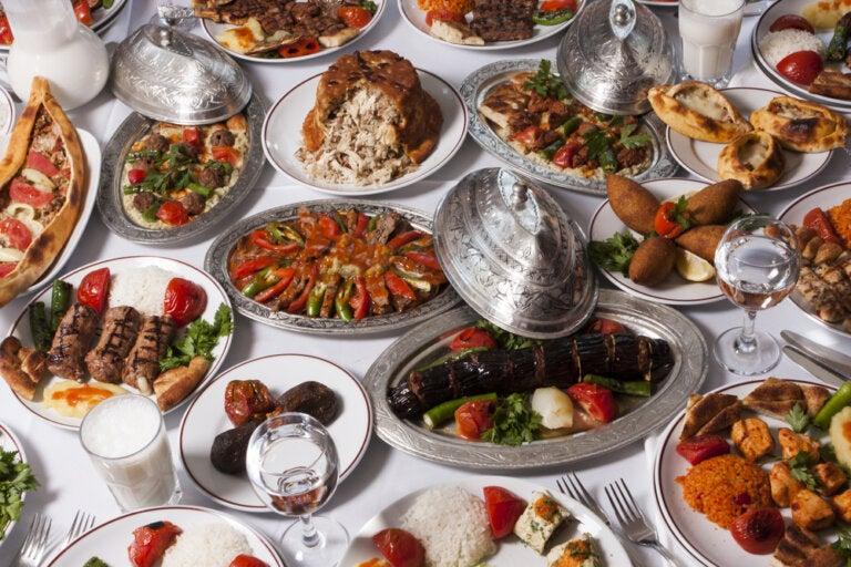 Descubre los sabores de la fantástica comida turca