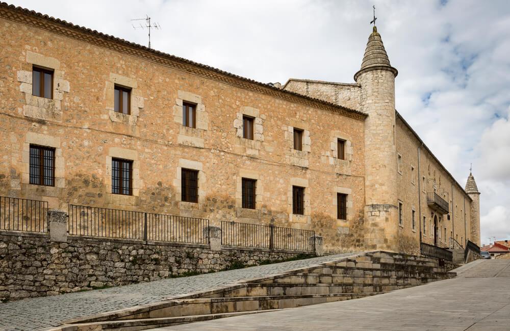 Convento de los dominicos de Caleruega