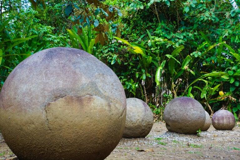 Las misteriosas esferas de piedra de Costa Rica