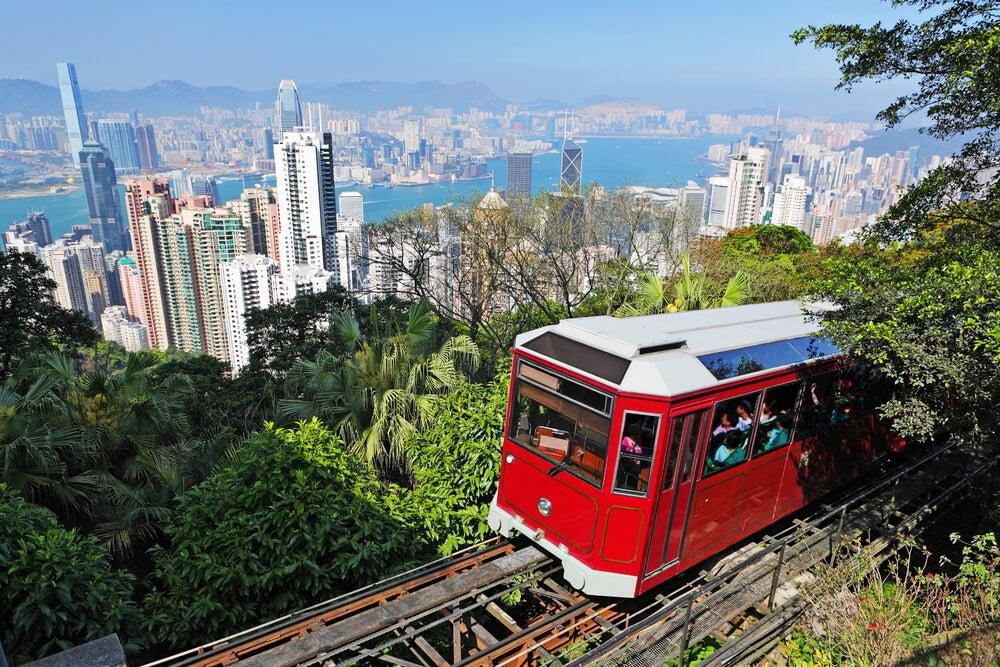 Funicular de Hong Kong