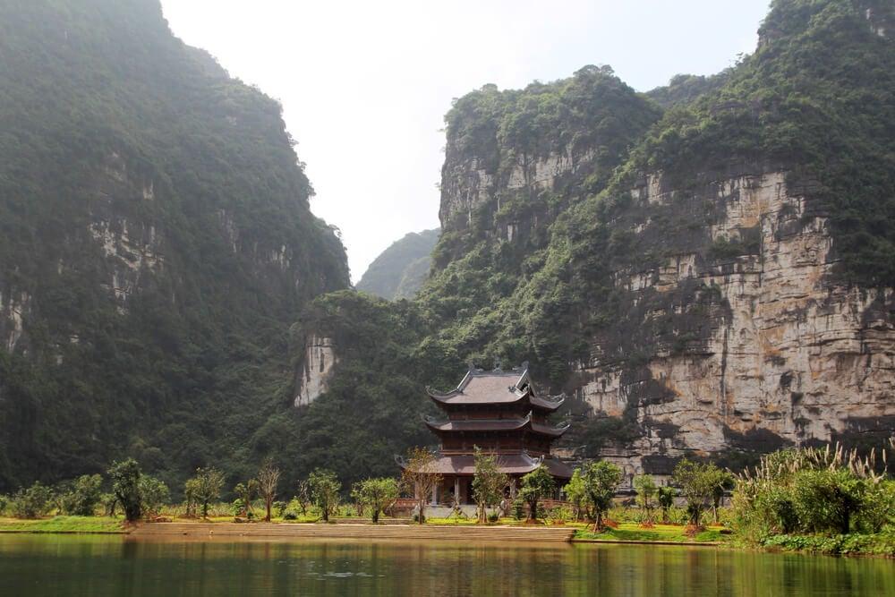 Vista de Hoa Lu