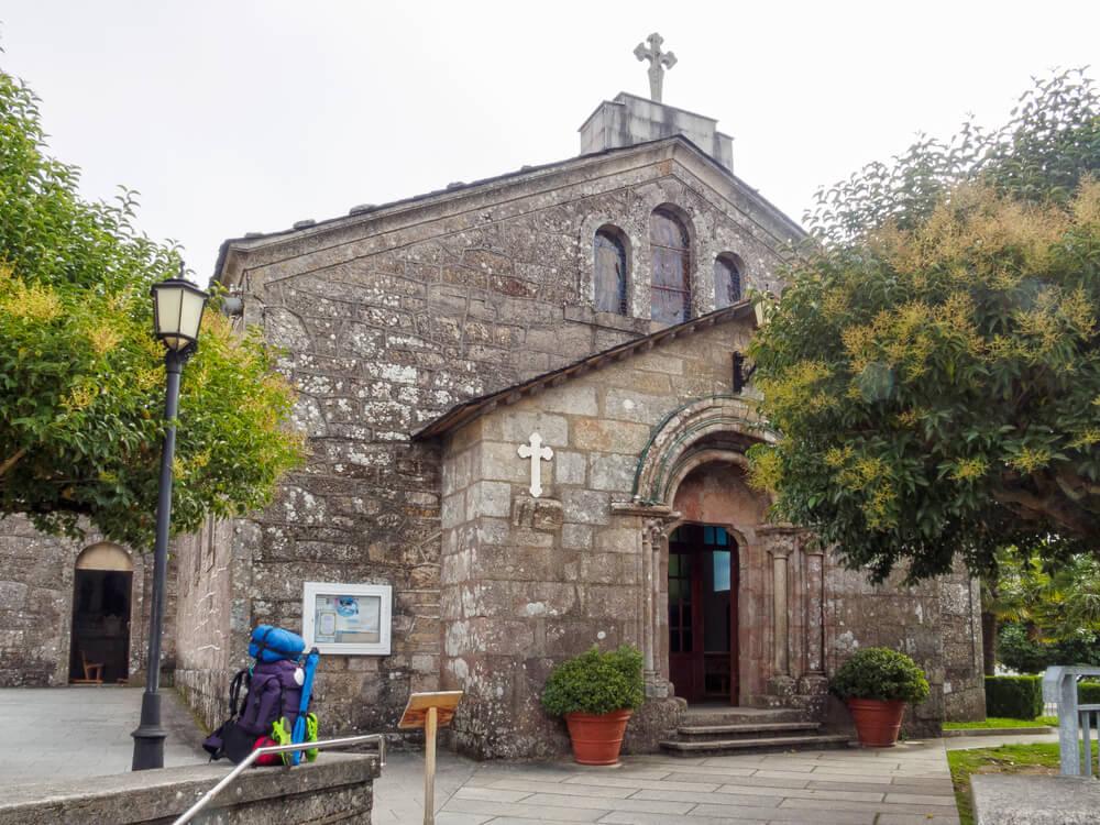 Iglesia de San Tirso en Palas de Rei