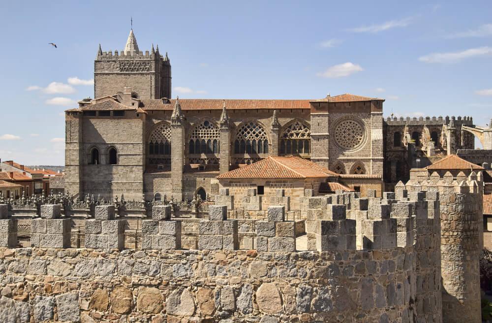 4 maravillosas iglesias de Ávila que debes visitar