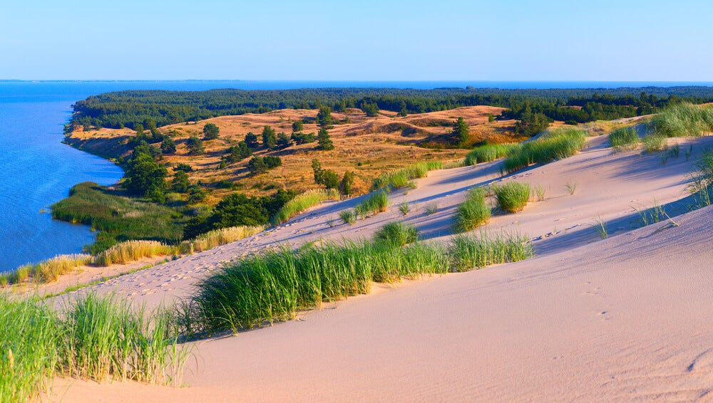 El istmo de Curlandia: duna de Parnidis y otros tesoros