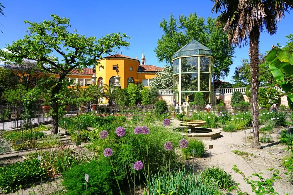 El Jardín Botánico de Padua, una joya de la humanidad