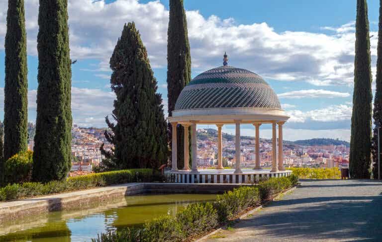 Paseando por el Jardín Botánico La Concepción en Málaga