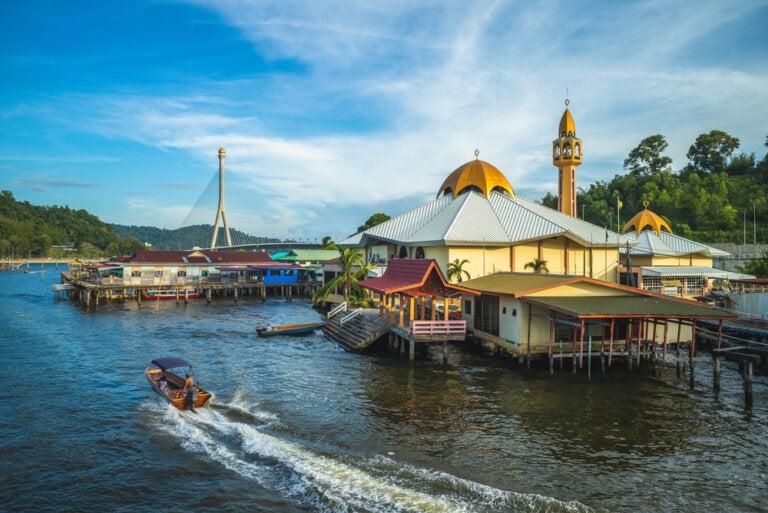 Kampong Ayer: un singular pueblo flotante