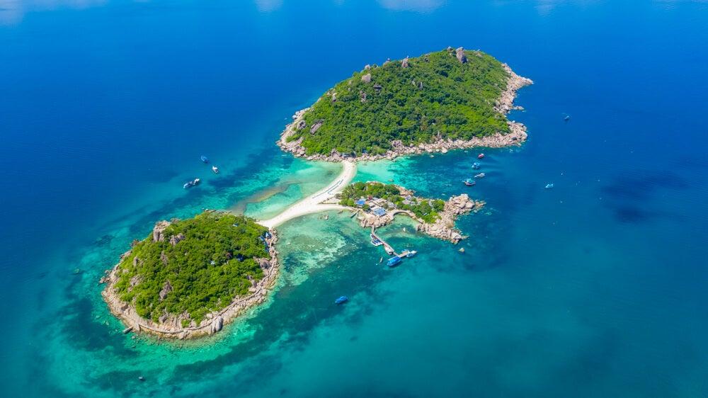 Islas Koh Nang Yuan