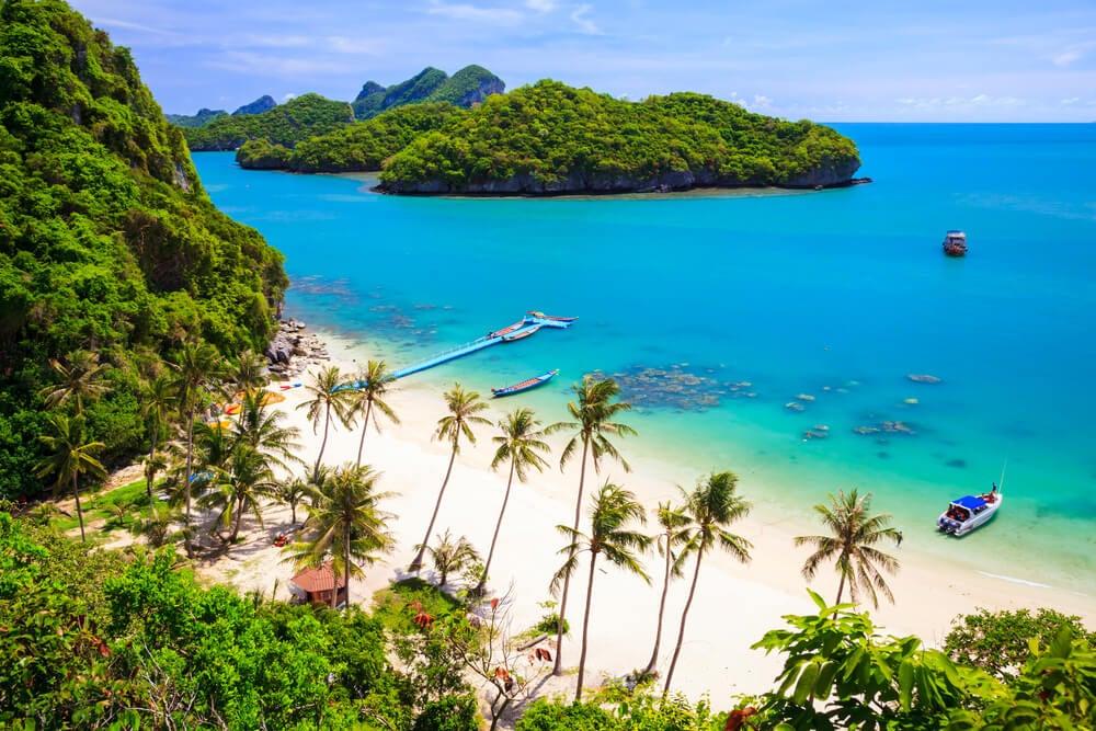 Vista de Koh Samui