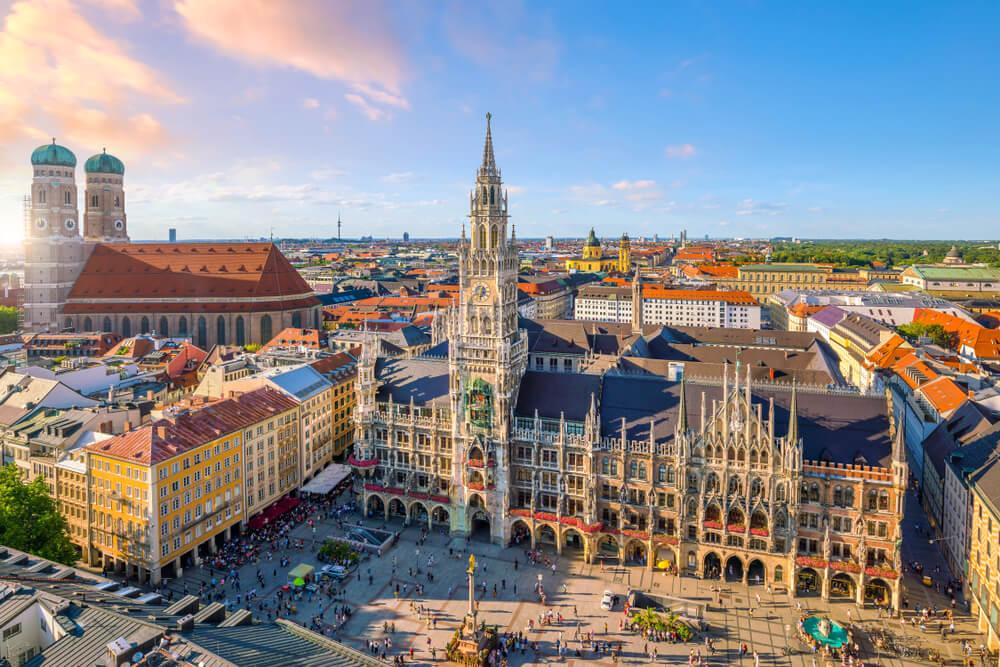 Marienplatz: paseamos por el corazón de Múnich