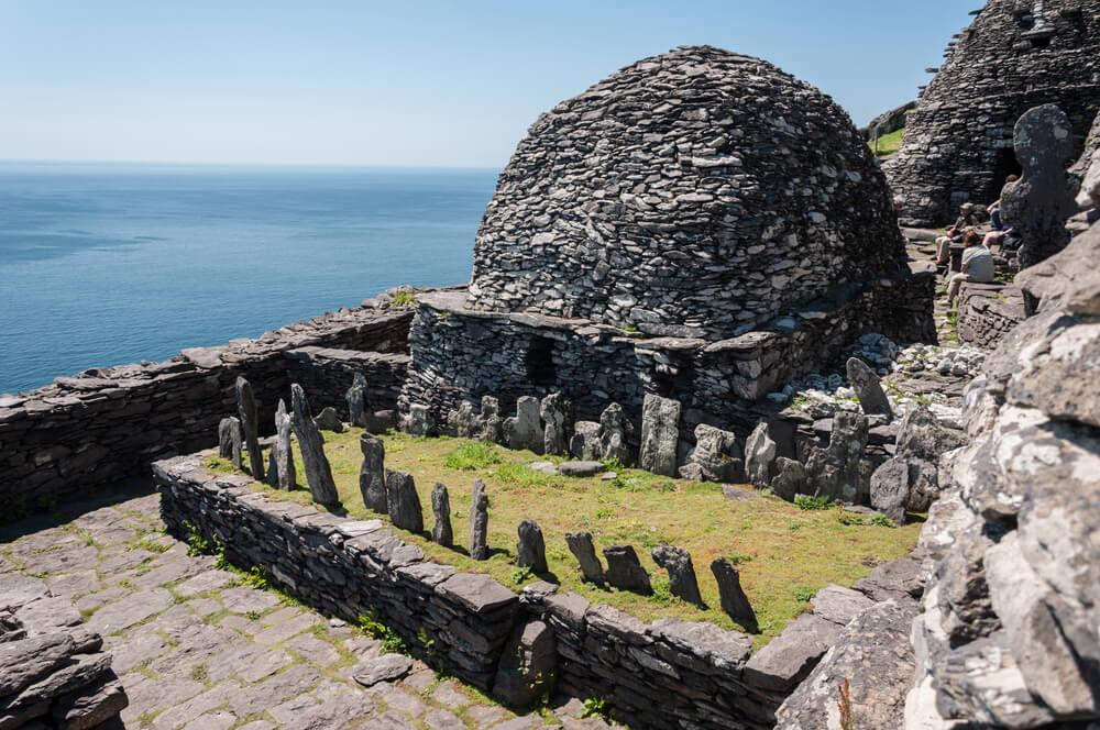 Monasterio de Skellig Michael