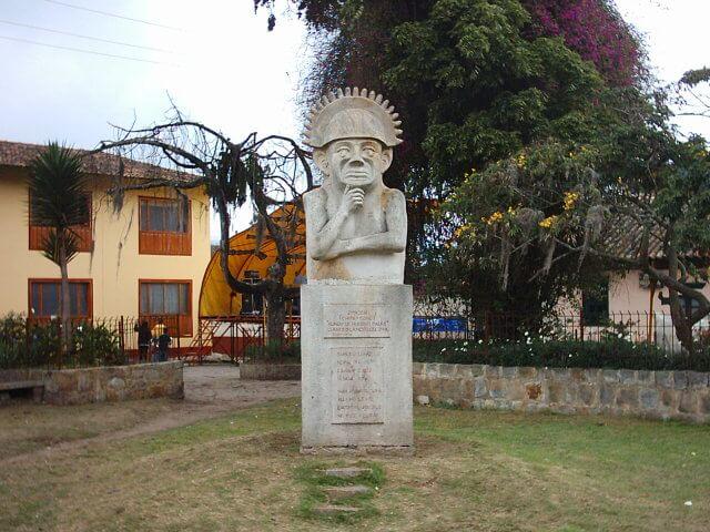 Monumento al Zipa