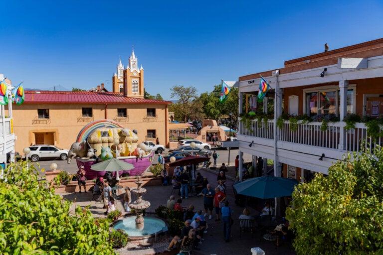 Albuquerque en Nuevo México: ¿qué puedes hacer allí?