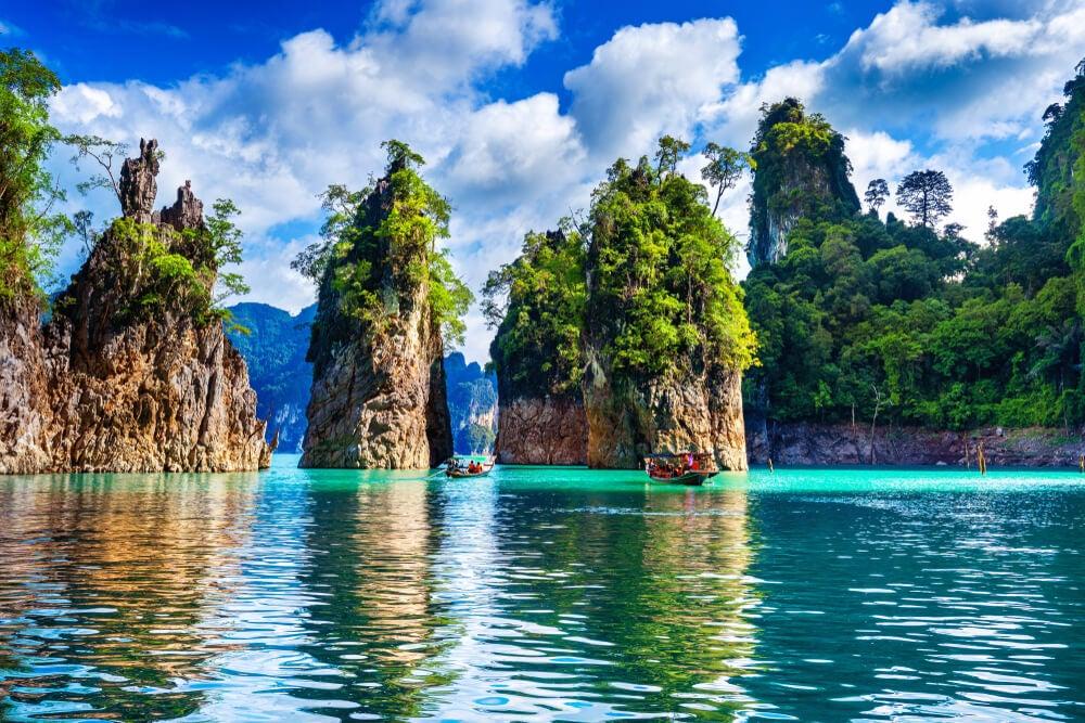 Surat Thani: la provincia más grande del Sur de Tailandia