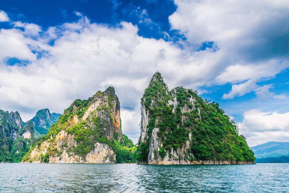 Parque Nacional Khao Sok en Surat Thani