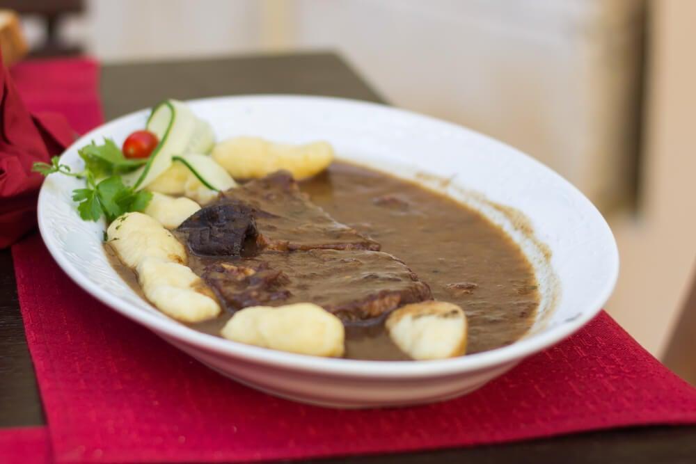 Pasticada, uno de los platos de Croacia