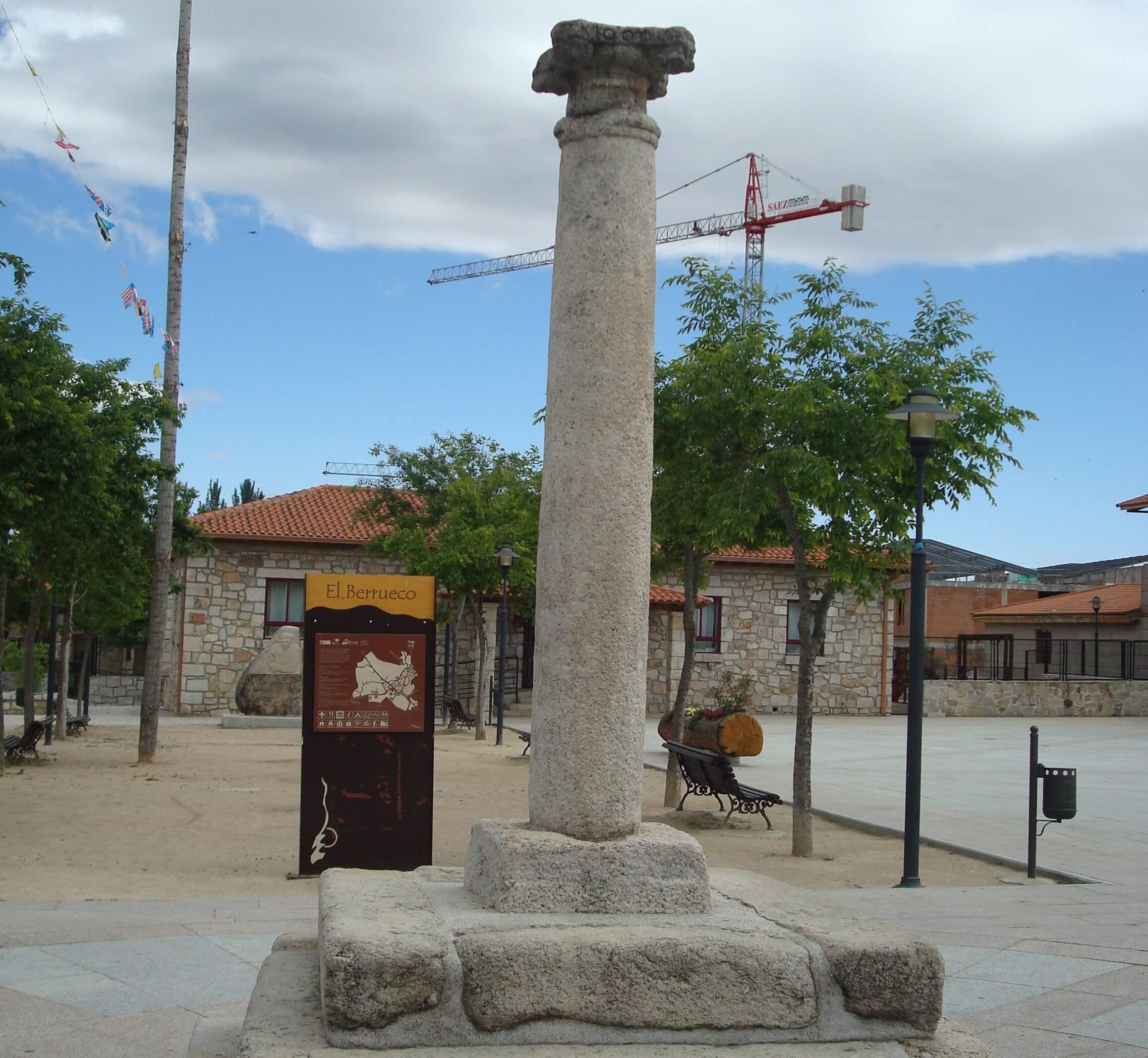 Picota de El Berrueco