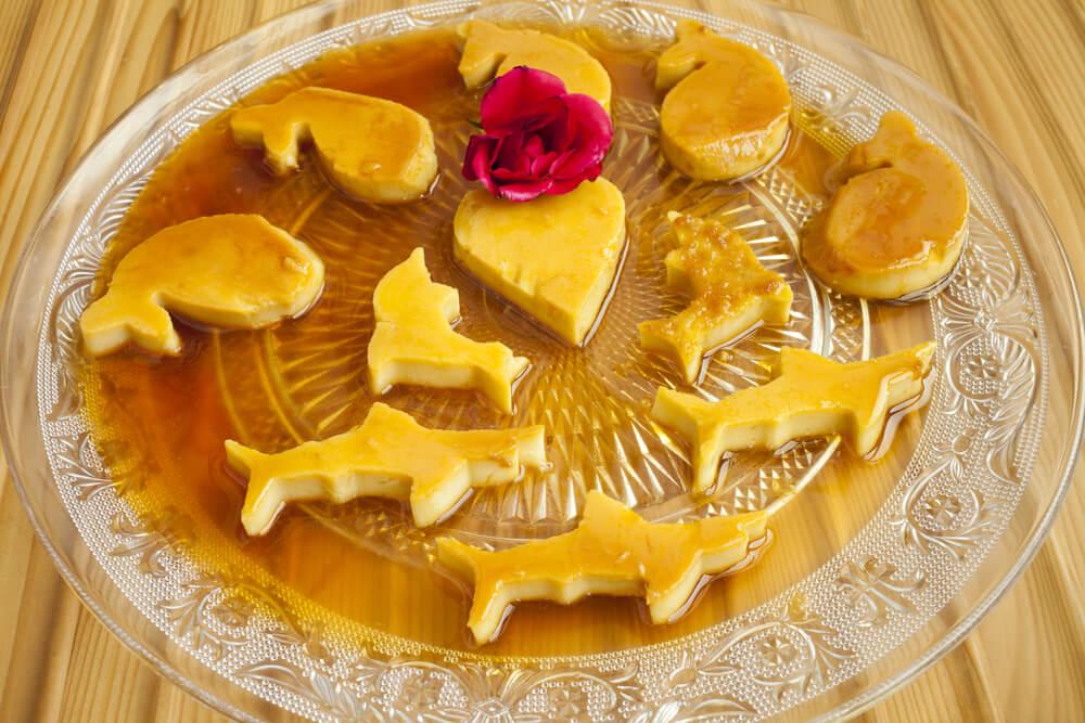 Rozata, uno de los platos de Croacia