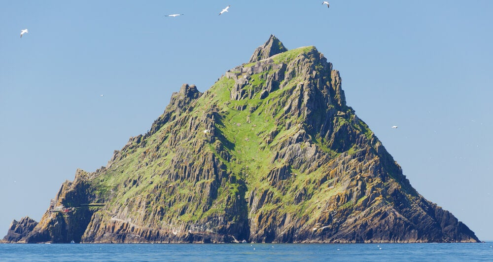 Skellig Michael en Irlanda, un lugar de leyenda