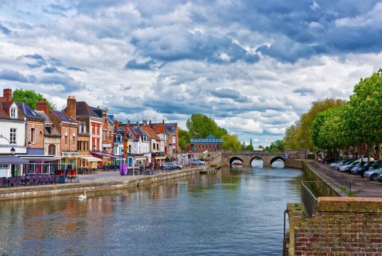 Amiens, una ciudad encantadora en el norte de Francia