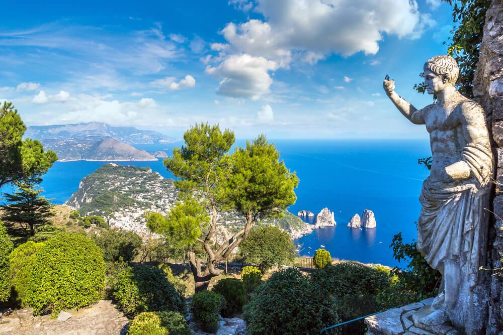 Capri en Italia: uno de los destinos más buscados
