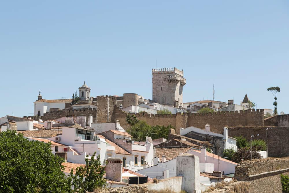 Un paseo por Estremoz, la ciudad fortificada de Portugal
