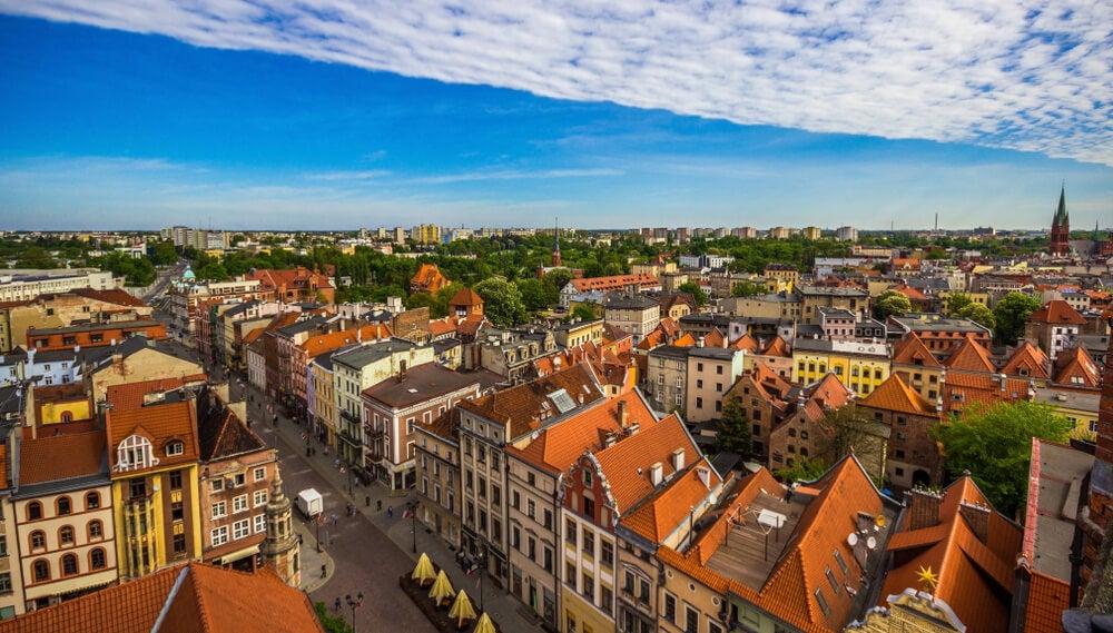 Torun en Polonia, ¿qué es lo que no te puedes perder allí?