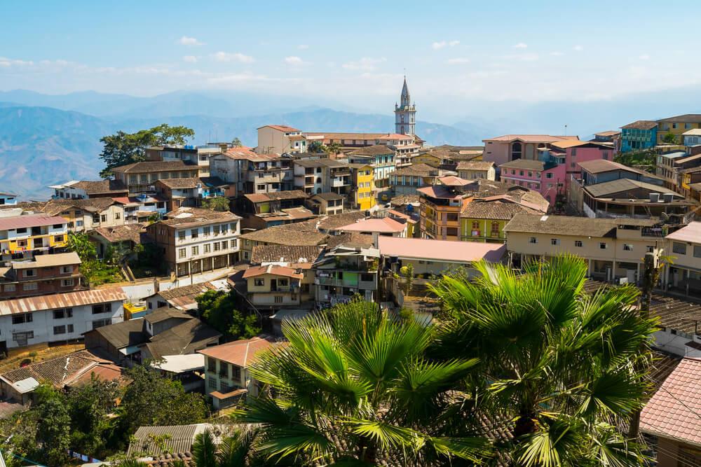Zaruma, un pueblo mágico de Ecuador