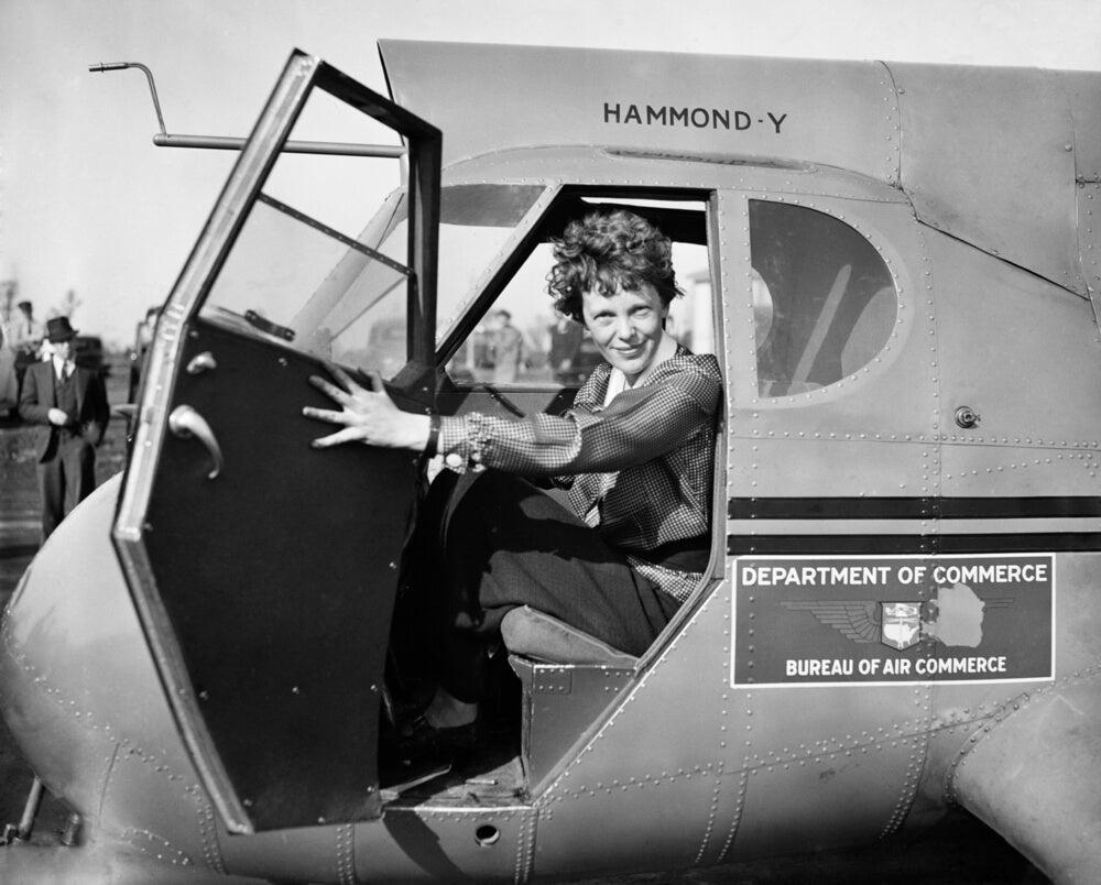Amelia Earhart: un símbolo de viaje, aventura y feminismo