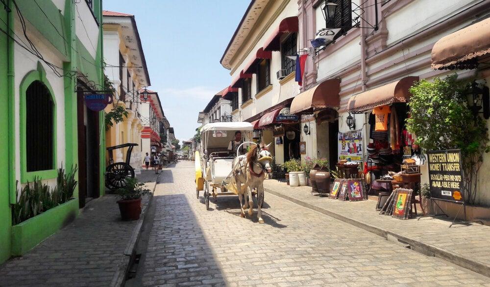 Calle de Vigan