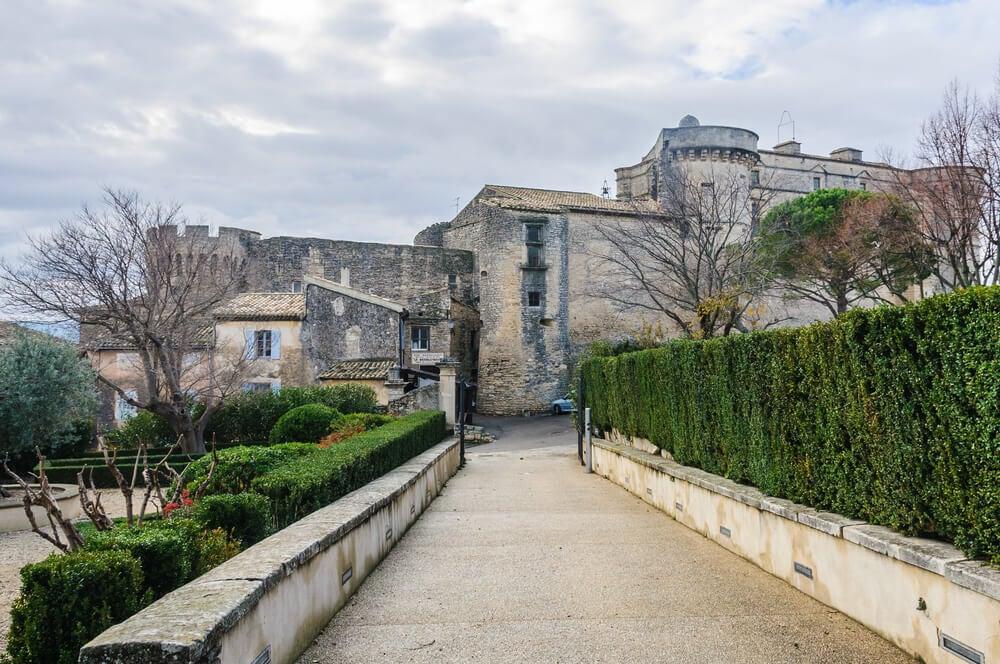 El Castillo de Gordes, en Francia.