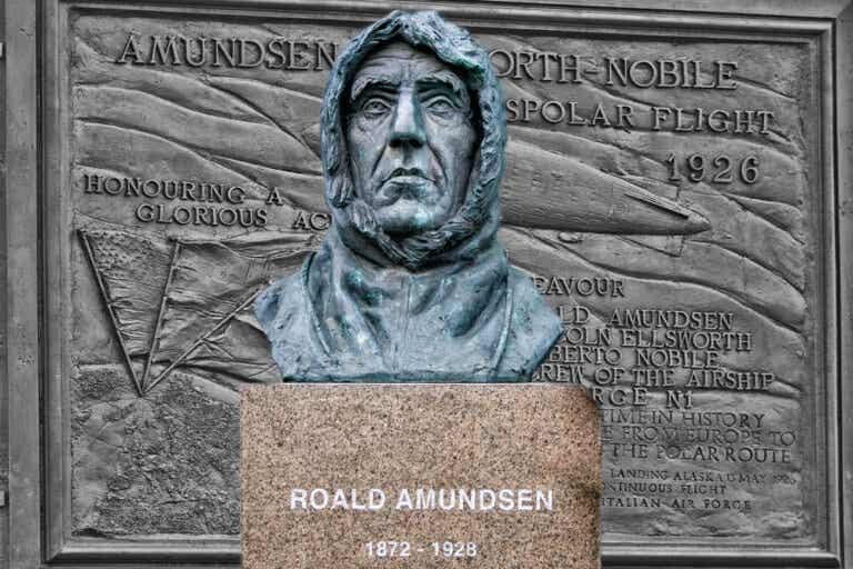 Amundsen, el explorador de los hielos