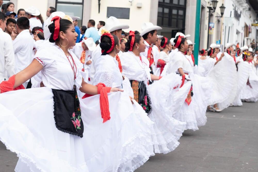 Fiesta típica