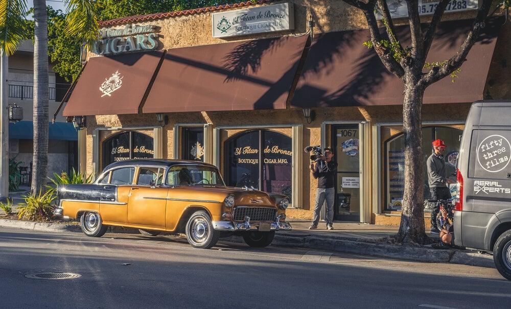 10 películas en Miami, en la cinematográfica Florida