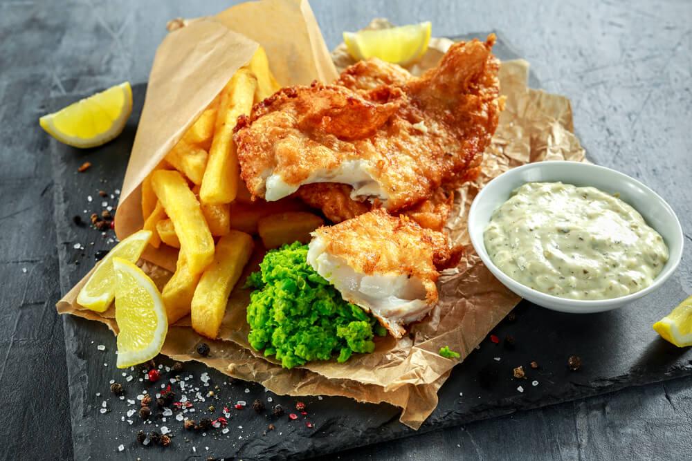 'Fish and chips', el sabor de los mejores 'pubs'