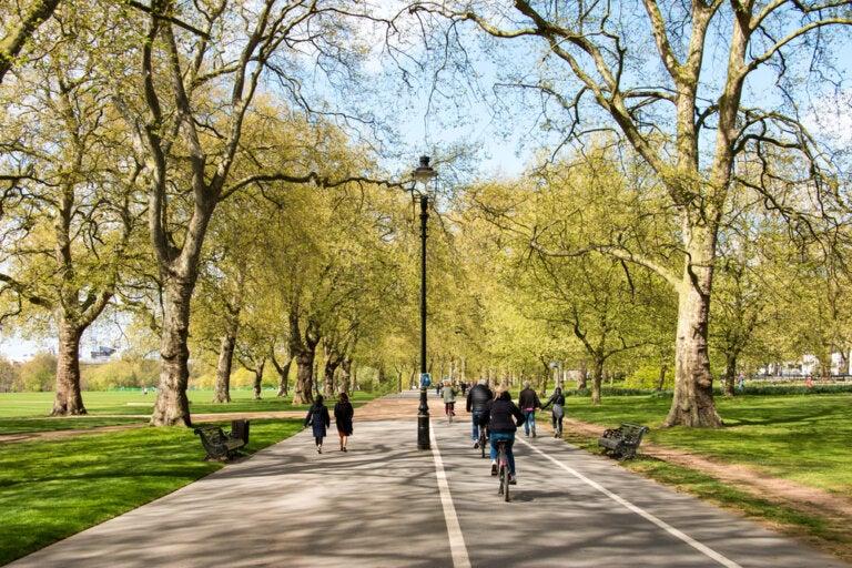 Un paseo por Hyde Park