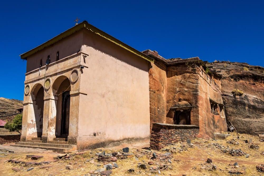 Las Iglesias de Tigray.