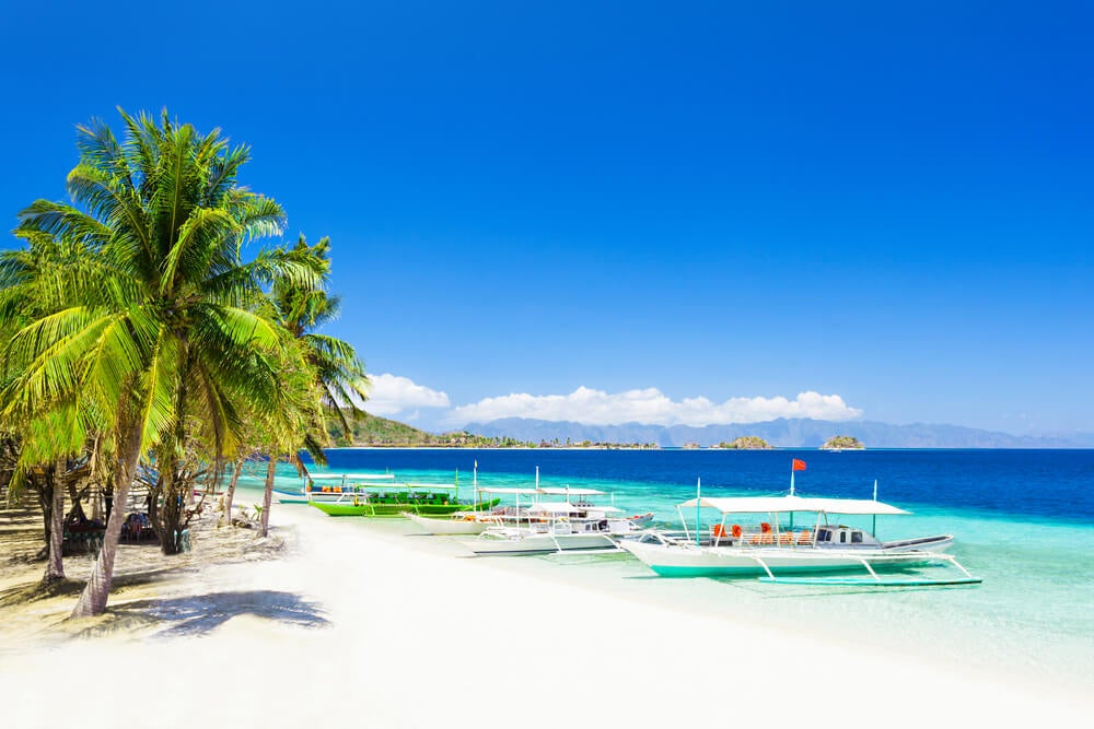 La isla de Boracay: un lugar de fiesta y diversión