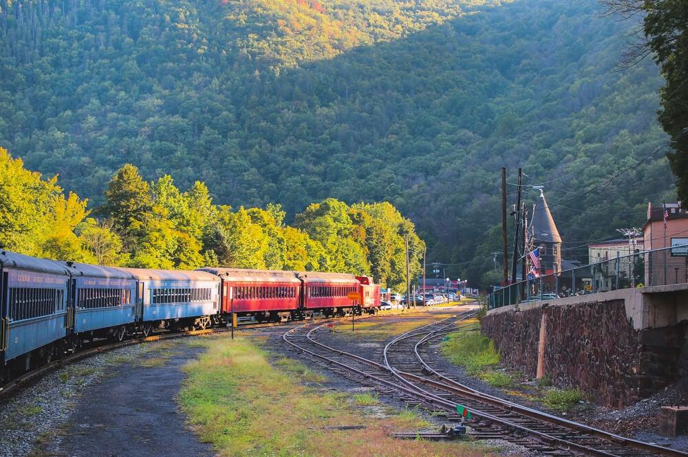 Las montañas Pocono: una belleza natural