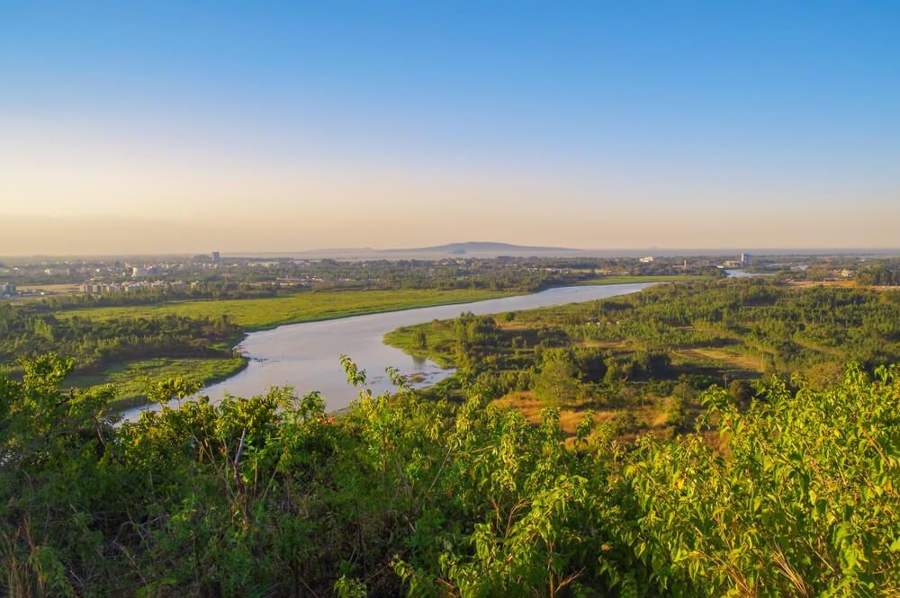 Las fuentes del Nilo Azul se encuentran en Etiopía.